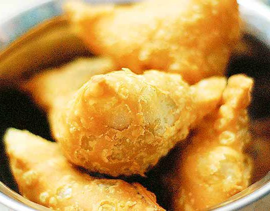 Samosas have always been a favourite with Indians. (Source: Getty Images/Thinkstock)